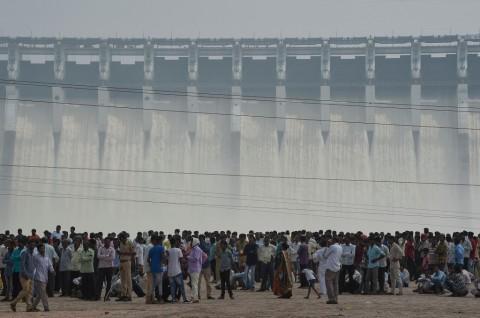 Swafoto Dekat Bendungan, Empat Warga India Tewas Tenggelam