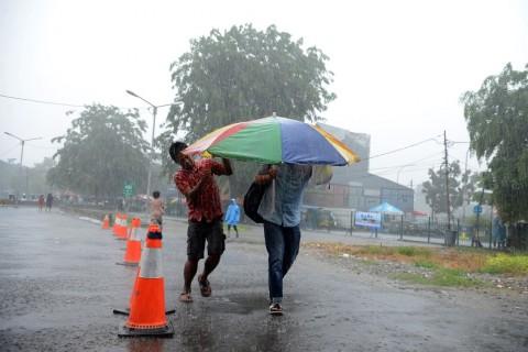 Hujan Buatan Guyur Kotawaringin Timur