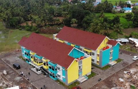 Dua <i>Tower</i> Rusunawa Dibangun bagi Mahasiswa di Bone