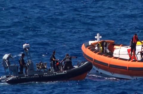 13 Imigran Perempuan Ditemukan Tewas di Mediterania