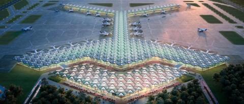 5 Rancangan Spektakuler Bandara Baru di Polandia