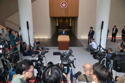 Hong Kong Buka Peluang Terima Bantuan Tiongkok