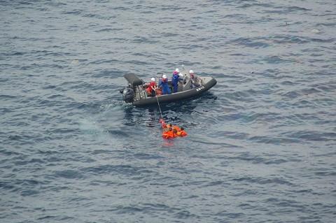 Puluhan Nelayan Korut Diselamatkan Kapal Patroli Jepang