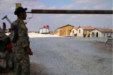 Turki Dikabarkan Mulai Serang Basis Kurdi Suriah