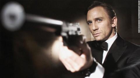Poster Film James Bond No Time to Die Diluncurkan