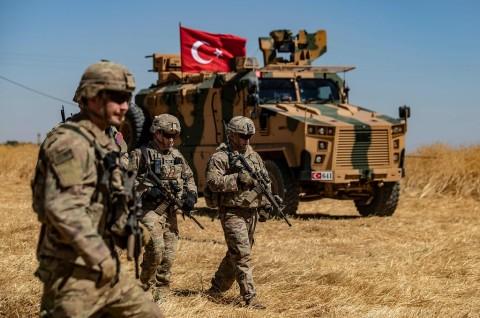 Persiapan Invasi Turki ke Suriah Telah Selesai