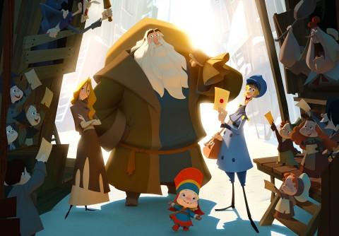 Kreator Despicable Me Garap Film Animasi Pertama Netflix, Klaus