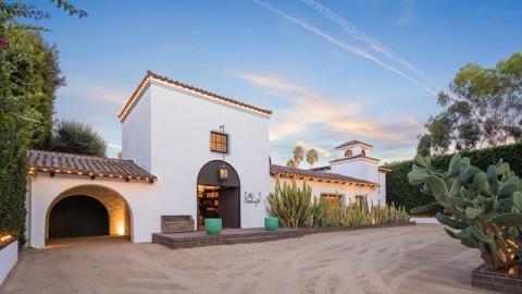 Rumah Produser Bergaya Spanyol Dijual Rp256 Miliar