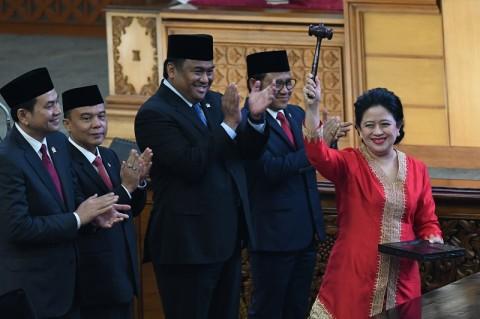 Cak Imin Baru Sekali Ikut Rapat Pimpinan DPR