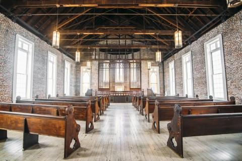 Usai Badai Katrina, 5 Gereja Dipugar Makin Indah