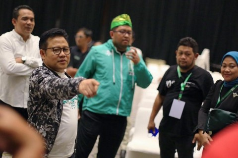 PKB Sebut Cak Imin Sibuk Mengurus Partai