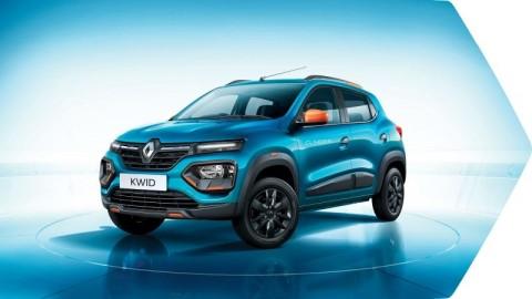 Tampilan Baru All New Renault Kwid yang Lebih Anak Muda