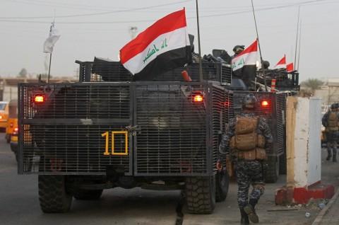 AS Kecam Kekerasan dalam Aksi Protes di Irak