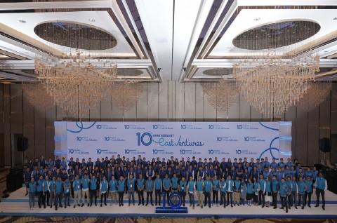 East Ventures Rayakan Ulang Tahun ke-10