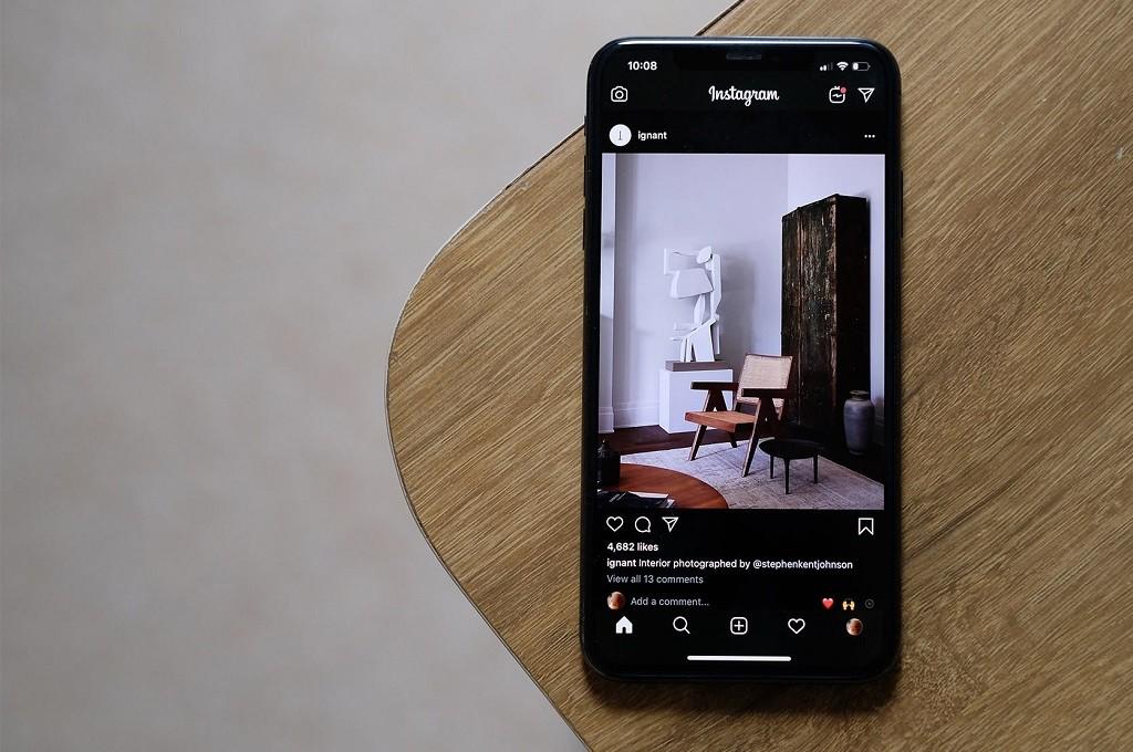 Mode Gelap Instagram Sudah Ada Di Ios Dan Android Medcom Id