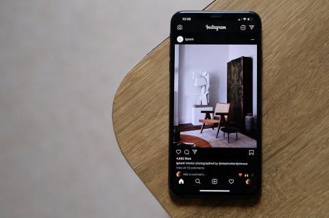 Mode Gelap Instagram Sudah Ada di iOS dan Android