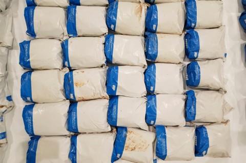 Selundupkan Narkoba Rp658 M di Truk Sayur, 13 Orang Ditangkap