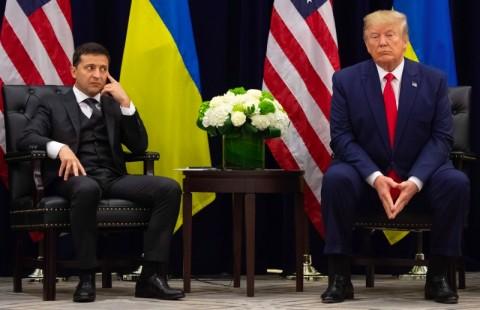 Trump Akui Cegah Dubes AS Bersaksi di Sidang Pemakzulan