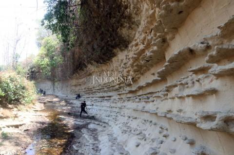 Potensi Dinding Sungai Purba Blora Jadi Destinasi Wisata Baru