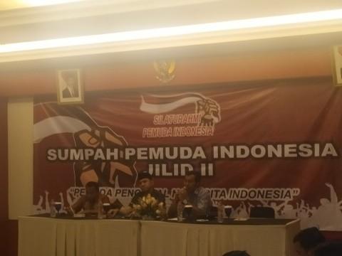 Organisasi Kemasyarakatan Pemuda Dukung Penuh Jokowi-Ma'ruf