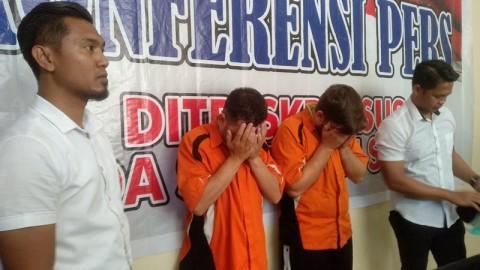Polisi Ringkus Dua WNA Pembobol ATM di Makassar