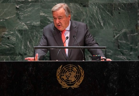 Iuran Tak Dibayarkan Anggota, PBB Krisis Anggaran