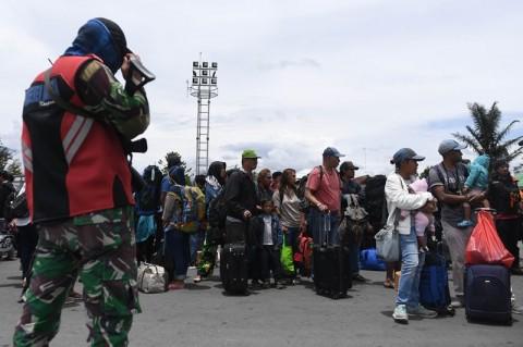 Mabes TNI Akan Memasilitasi Pemulangan Pengungsi di Wamena