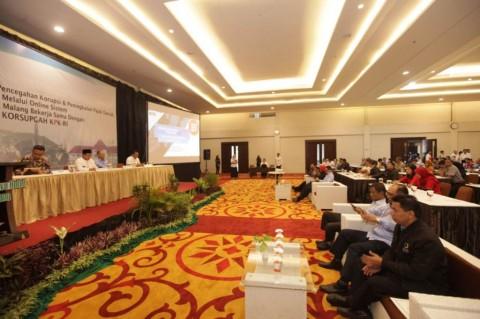 Pemkot Malang Gandeng KPK untuk Tingkatkan PAD