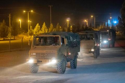 Turki Bantah Sudah Memulai Operasi Militer ke Suriah