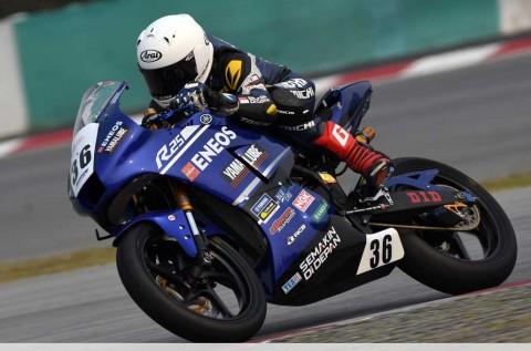 Yamaha Bawa Faerozi Wildcard ke WSS300 Qatar