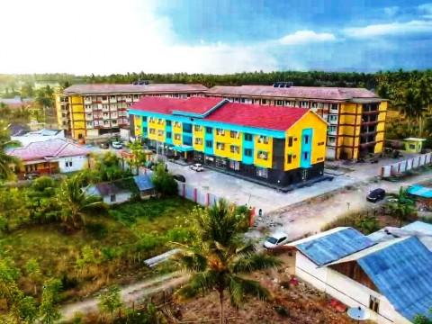Pembangunan Rusunawa ASN Telan Biaya Rp13,9 Miliar