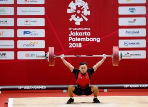 Jelang SEA Games, Atlet Angkat Besi Berangkat ke Korut