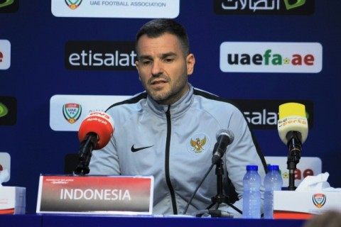 Jelang UEA vs Timnas Indonesia: Simon: Tantangan Besar Timnas!