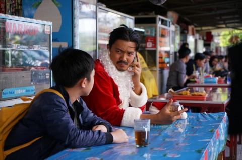 Dirly Debut Main Film di Kurindu Natal Keluarga: Sinterklas dari Jakarta