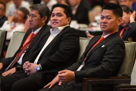 Ketua KOI Baru Bidik Tuan Rumah Olimpiade 2032