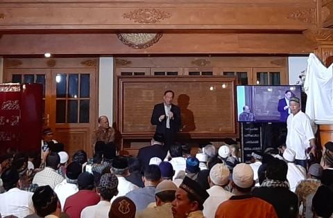 Anwar Ibrahim Takziah ke Kediaman Mantan Presiden Habibie