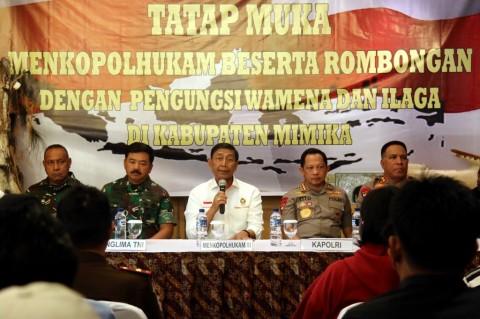 <i>Papua Aman Terkendali</i>