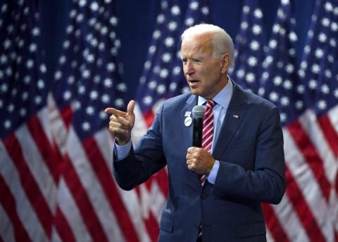 Pertama Kalinya, Joe Biden Suarakan Trump Dimakzulkan