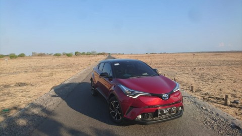 Teknologi Hybrid Toyota Bisa Andalkan 100 Persen Motor Listrik