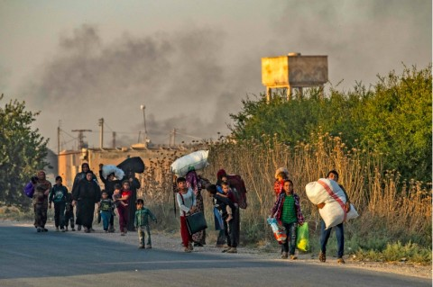 AS Tegaskan Tak Beri Turki 'Lampu Hijau' untuk Serang Kurdi