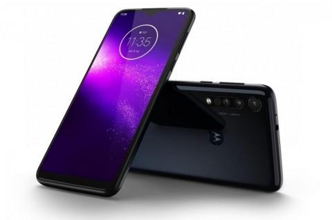Motorola One Macro Meluncur, Kamera Makro dan Helio P70