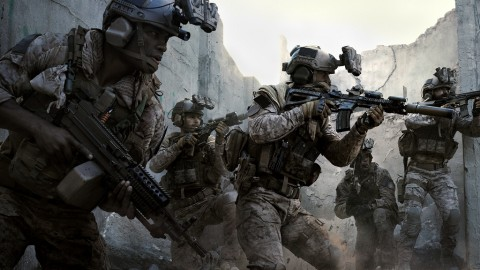 Butuh Memori 175GB untuk Main Call of Duty: Modern Warfare