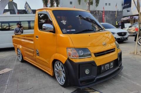 Modifikator Kota Pahlawan Bertarung di Daihatsu Dress Up Challenge