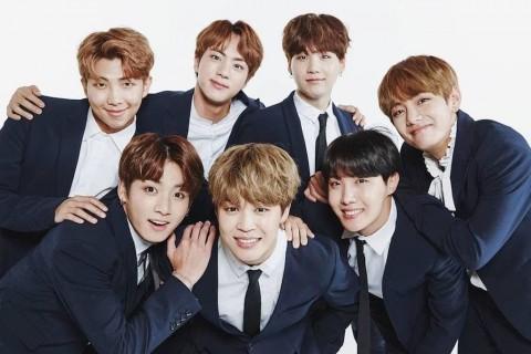 BTS jadi Brand Ambassador Tokopedia