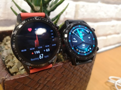 Huawei Watch GT 2 Masuk Indonesia, Pakai Chipset Khusus Kirin A1