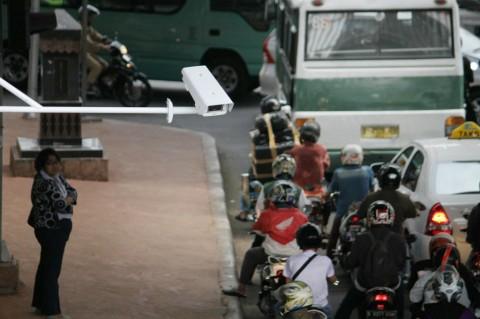 Kamera Tilang Elektronik di Jakarta Akan Ditambah