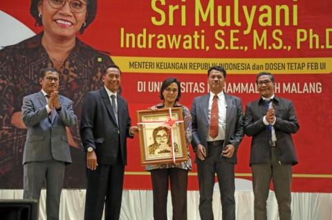 Sri Mulyani Jadi Ketua Ikatan Ahli Ekonomi Islam