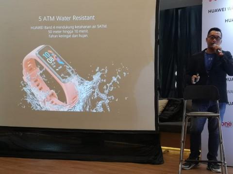 Setelah Watch GT 2, Huawei Siapkan Band 4