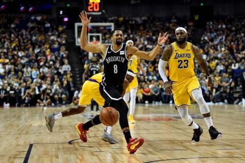 Pramusim NBA Tetap Digelar di Tiongkok