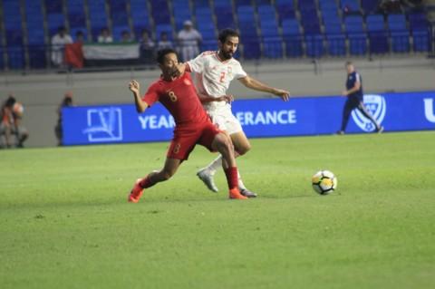 Pelatih Ungkap Faktor Kekalahan Indonesia dari UEA